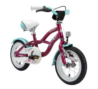 BIKESTAR Kinderfahrrad Kinderrad Fahrrad für Kinder ab 3 Jahre12 Zoll BMX