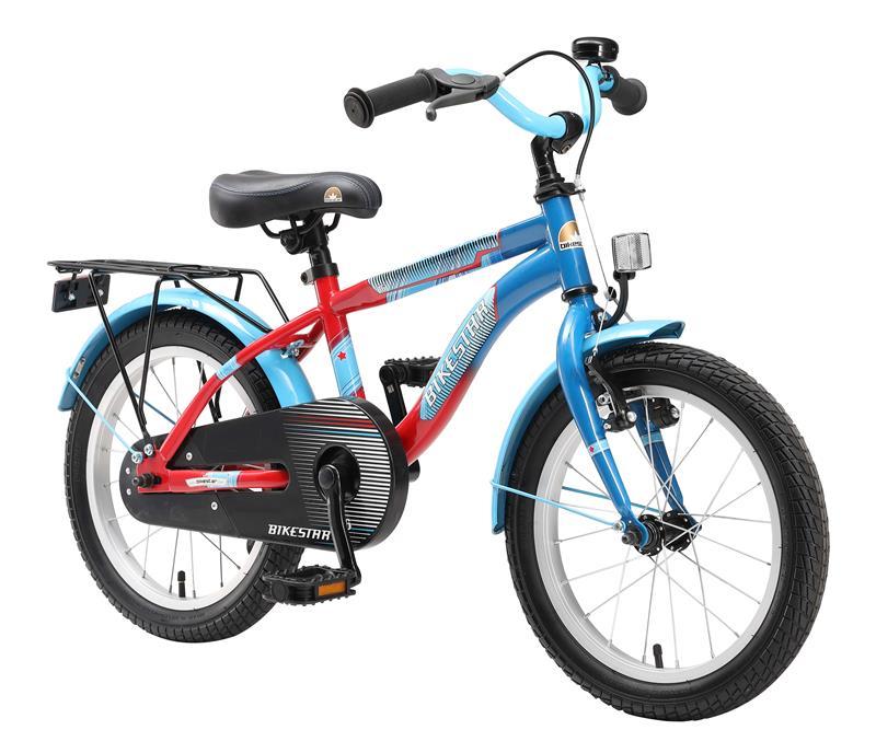 bi 16 kk 03 berd bikestar 16 zoll design fahrrad blau. Black Bedroom Furniture Sets. Home Design Ideas