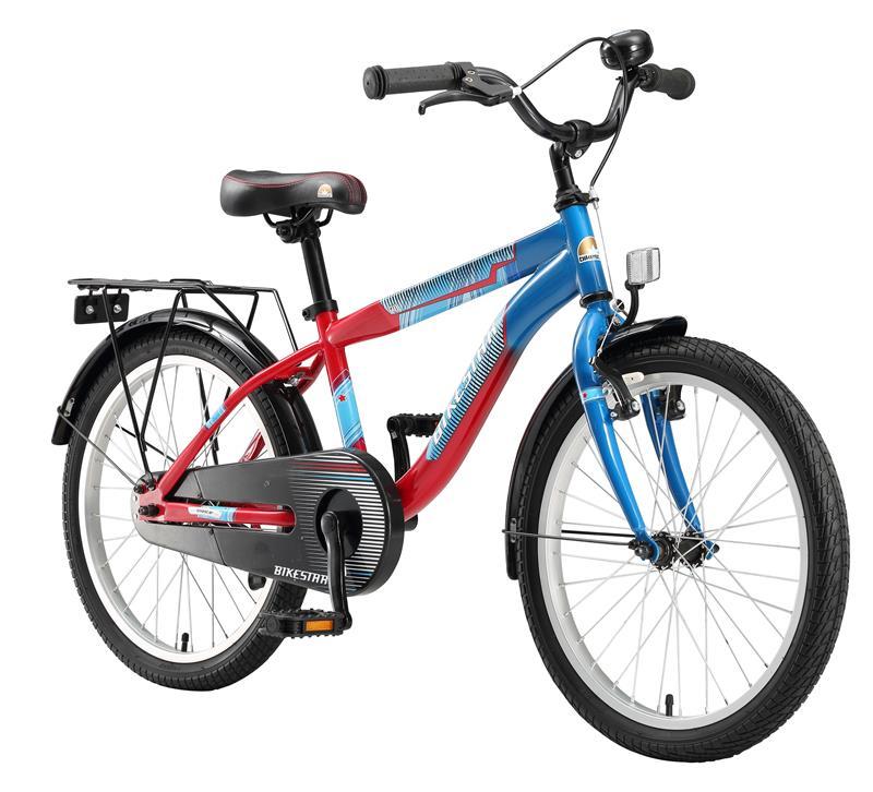 bi 20 kk 01 lcwe bikestar 20 zoll kinderfahrrad lila weiss. Black Bedroom Furniture Sets. Home Design Ideas