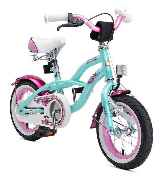 BI-12-CR-01-MINT Bikestar 12 Zoll Kindercruiser Mint