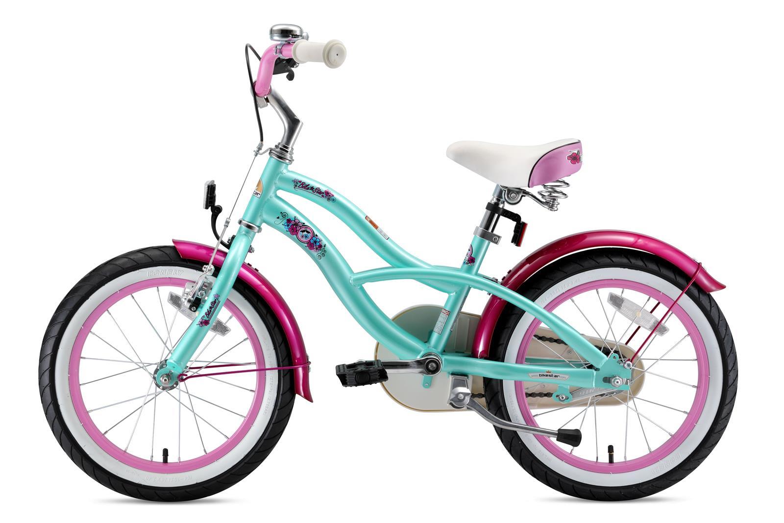 bi 16 cr 01 mint bikestar 16 zoll kindercruiser mint. Black Bedroom Furniture Sets. Home Design Ideas