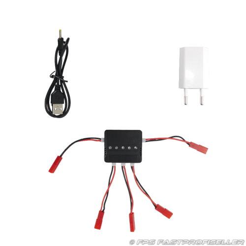 RC Drone rayline r8 Lishi TOYS l6052w tutti i ricambi ad esempio MOTORE SCHEDA USB