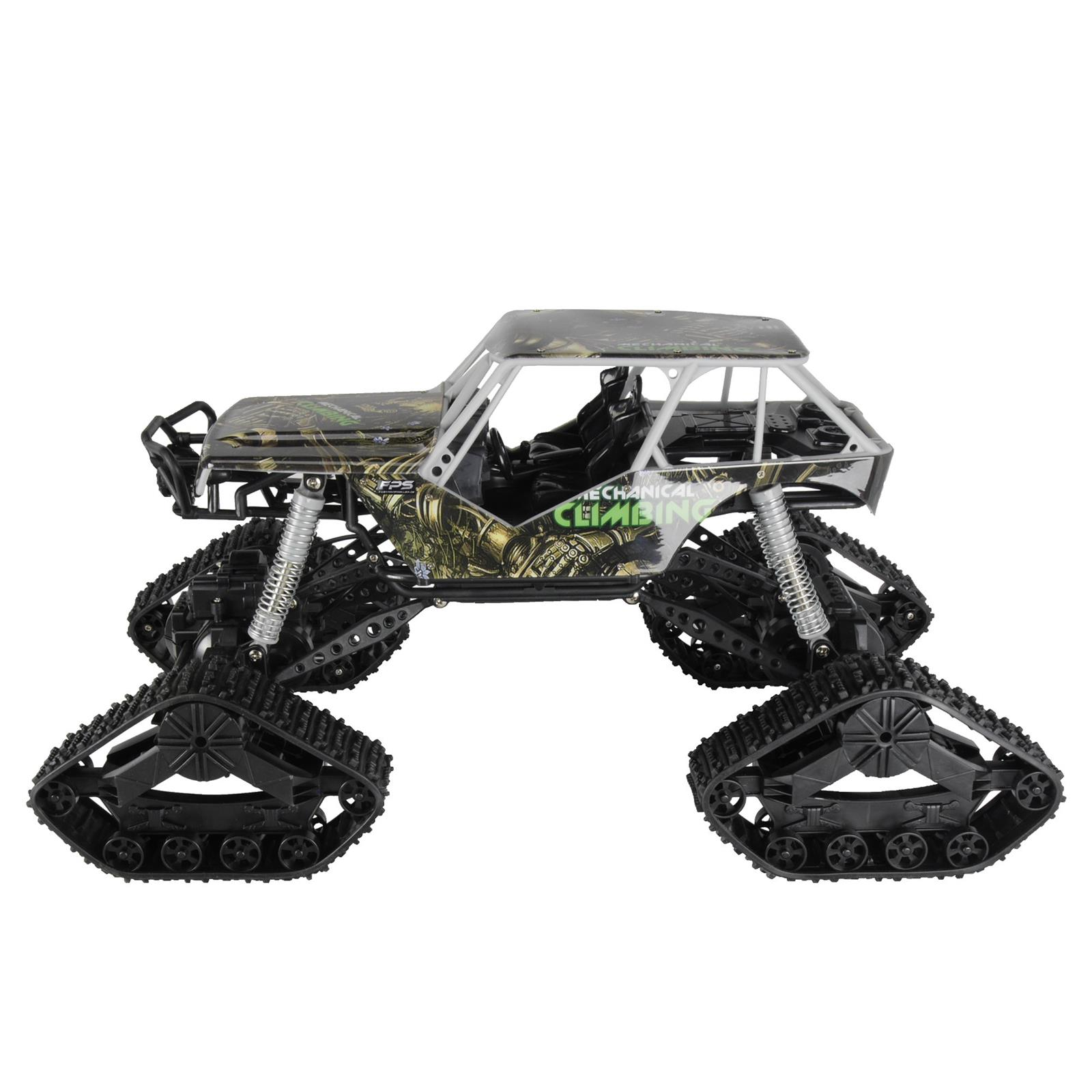 Rayline Rock Crawler RC Monstertruck Seite Ansicht