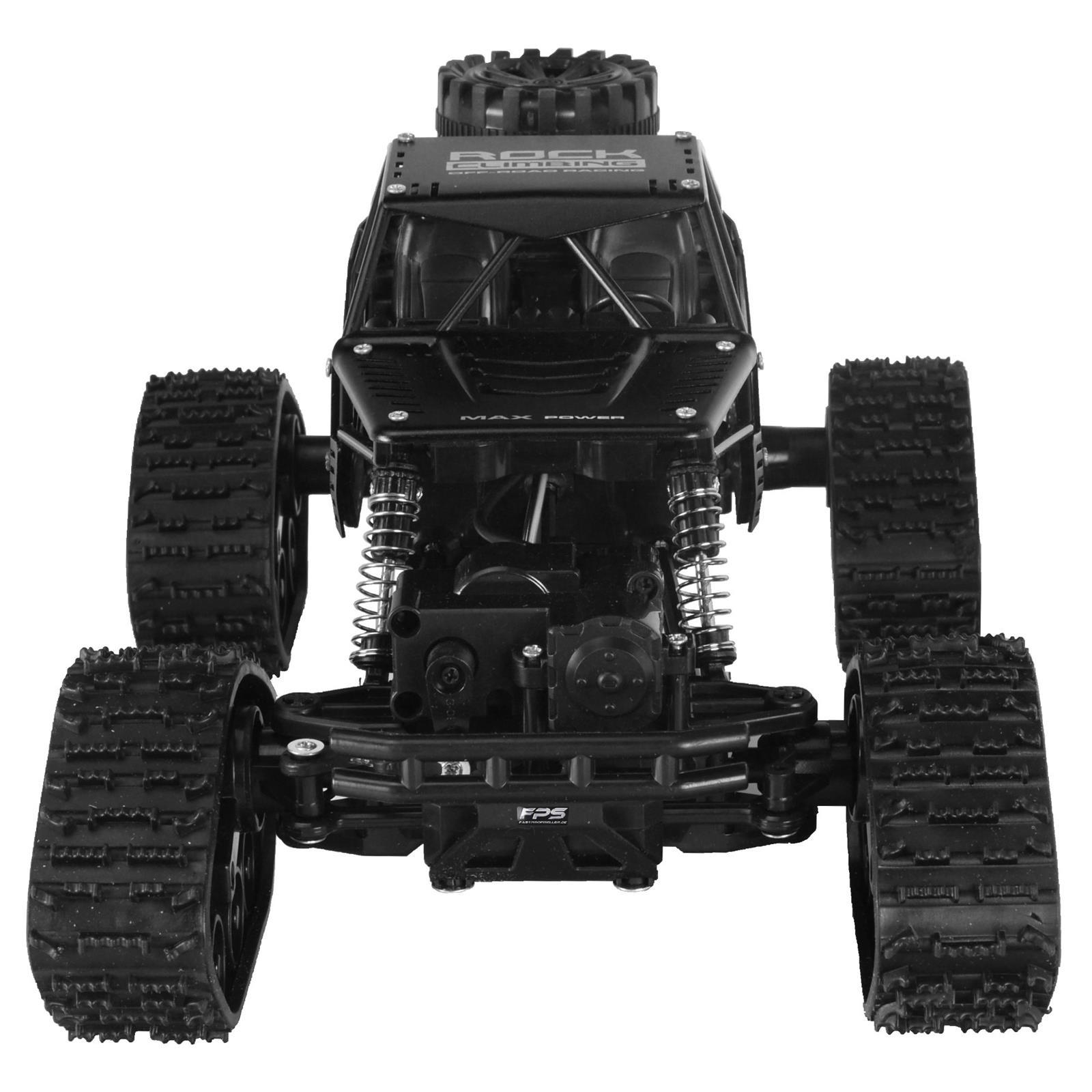 RC Rock Crawler 1 16 Front mit Federweg