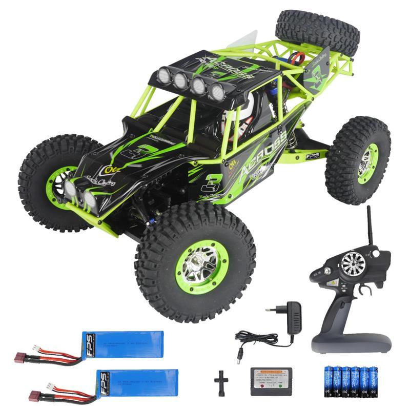 Rayline Pro V2 RC Truggy Auto mit Zubehör