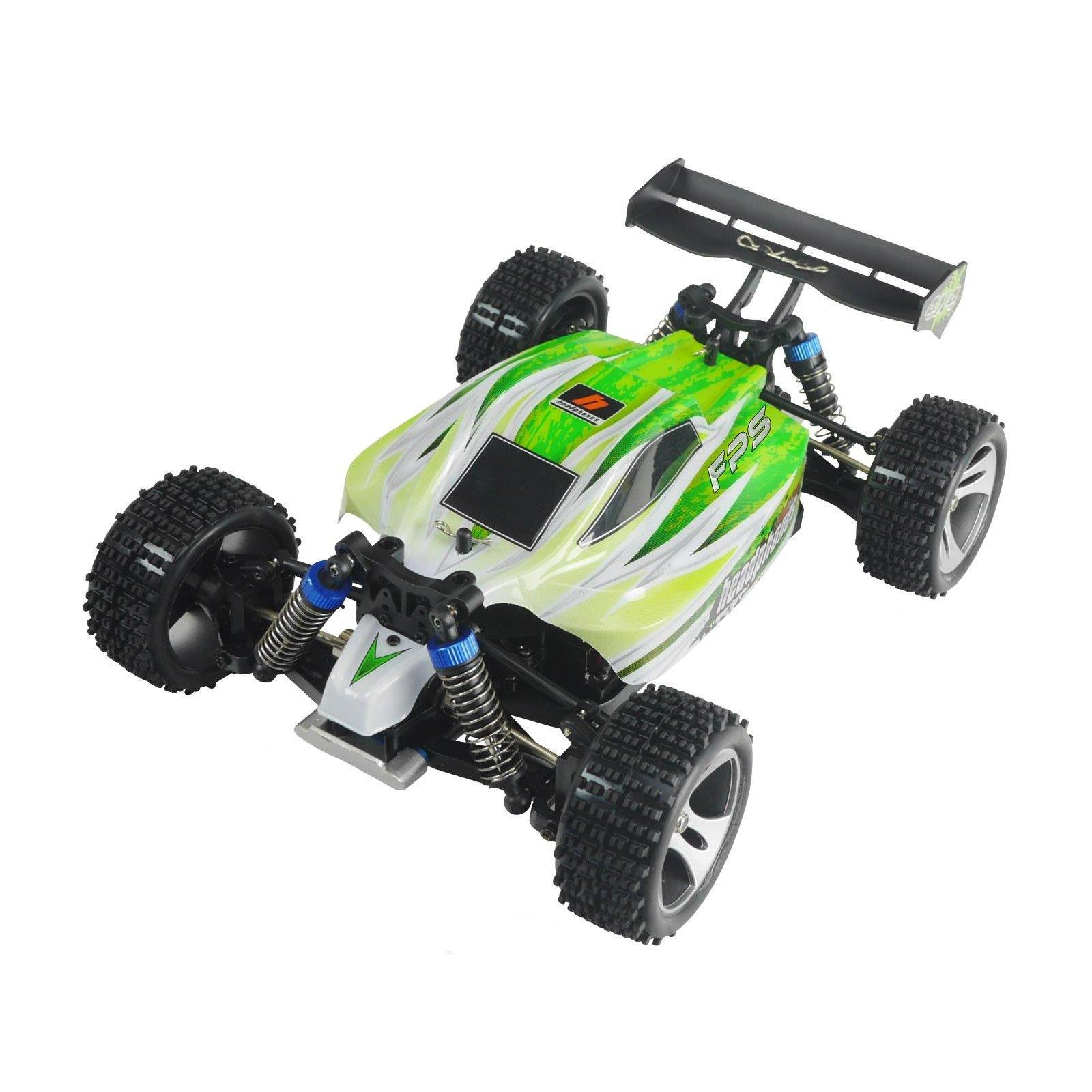 Rayline Funrace 01 S FR01 S RC Buggy mit Zubehör 1x Akku