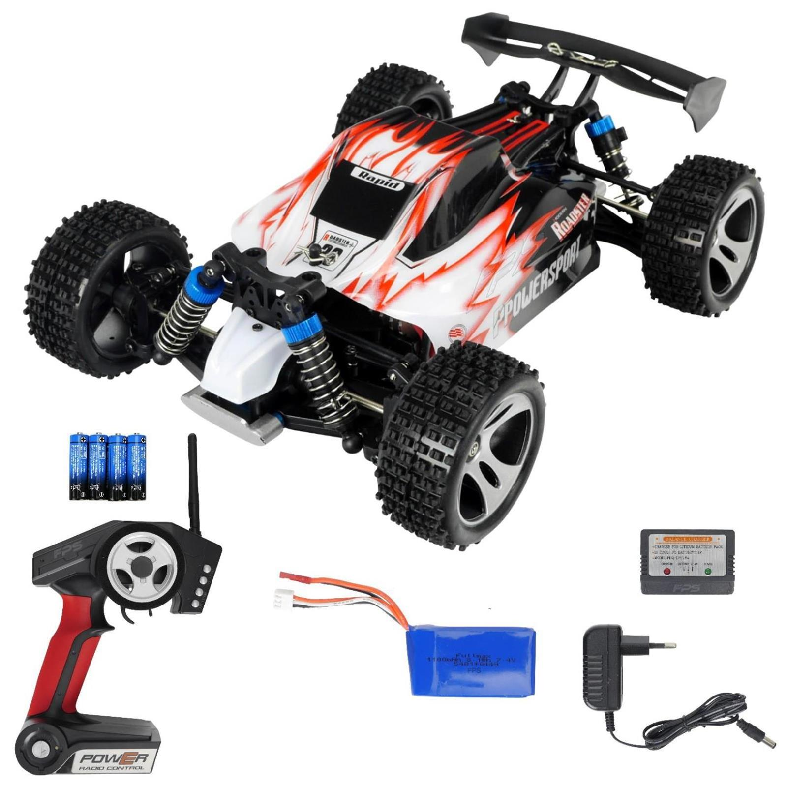 rc xxl rock crawler pro v10 buggy truggy 2 4g elektro auto. Black Bedroom Furniture Sets. Home Design Ideas