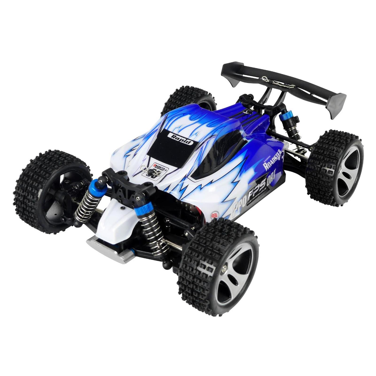 Rayline Funrace 01 FR01 RC Buggy mit Zubehör 1x Akku
