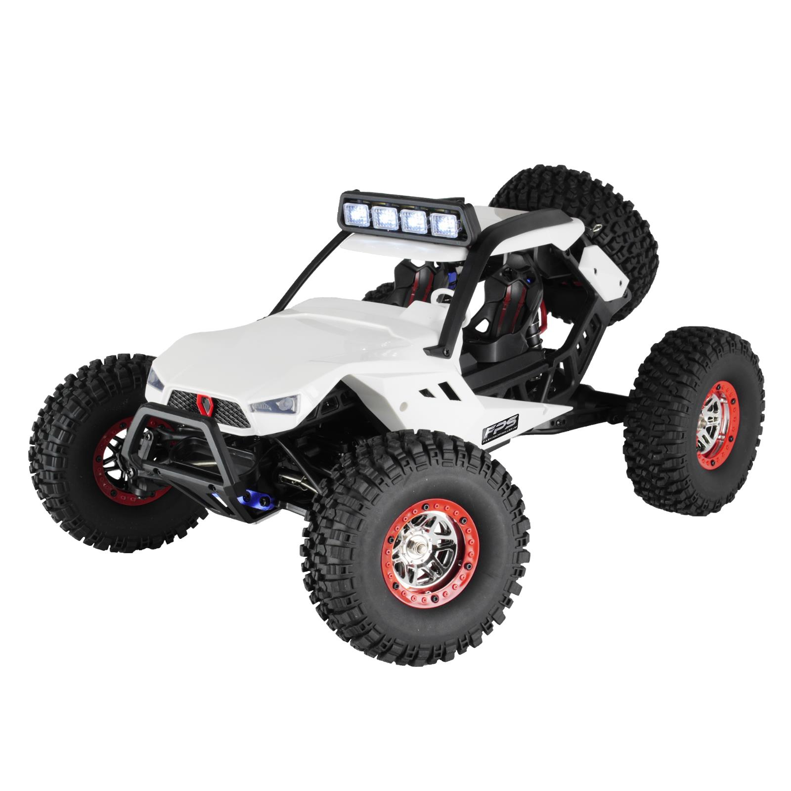 FPS Bundle PRO V2W RC Monster Truck Ansicht Vorne