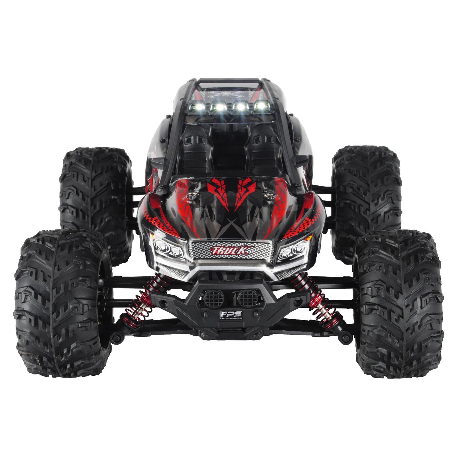 HX Toys RC Monster Truck Vorne