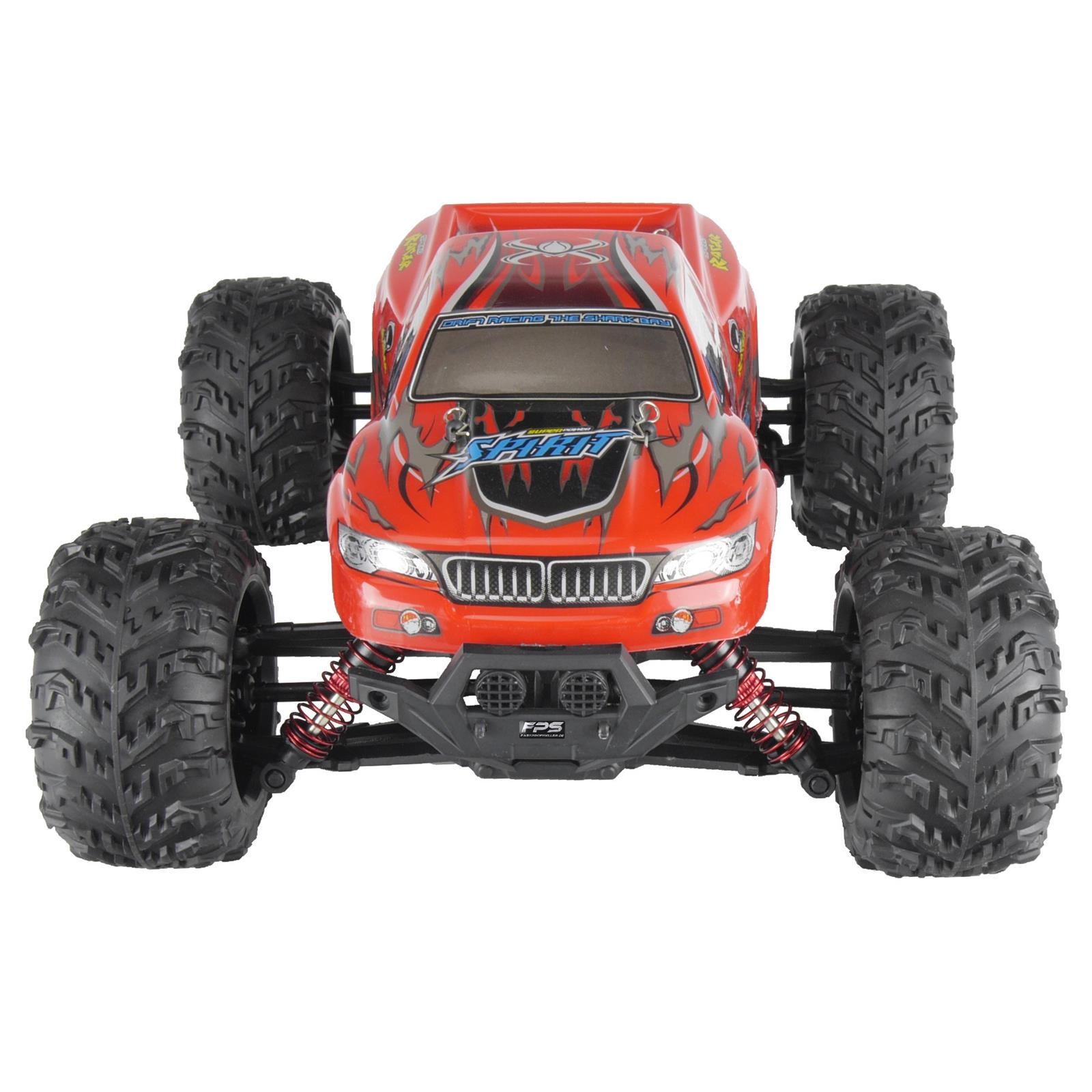 HX Toys RC Monster Truck Vorne