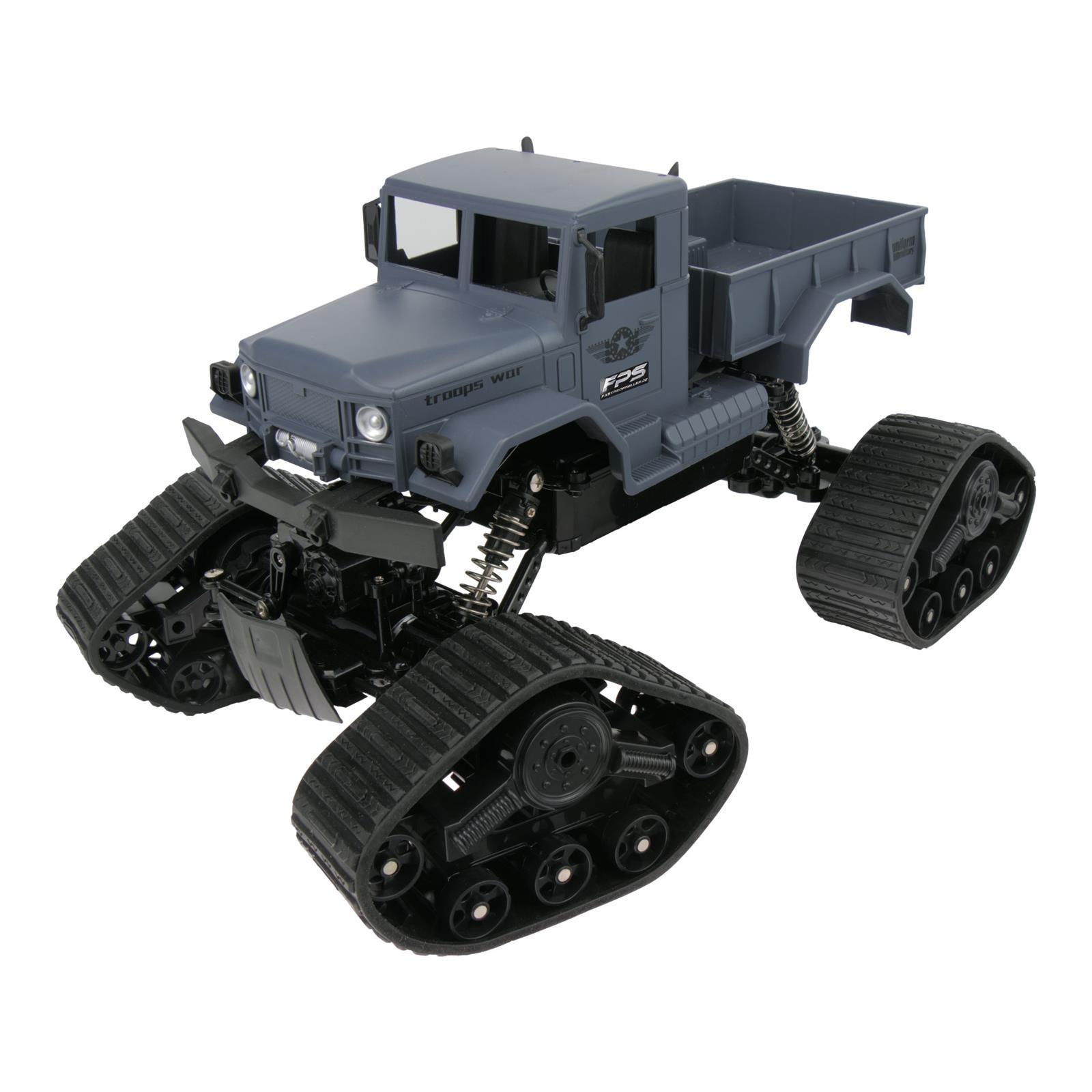 Rock Crawler RC Monstertruck Front Ansicht