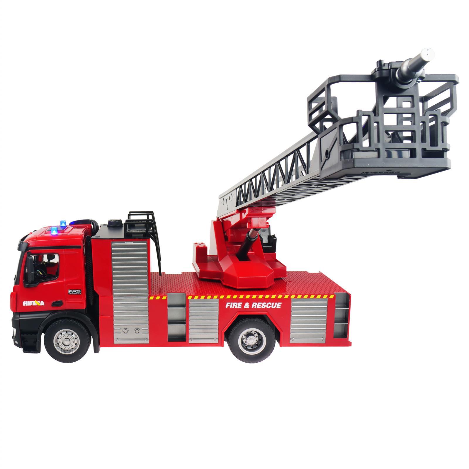 FPS Bundle RC LKW Feuerwehrfahrzeug  1:14 Seitliche gedreht