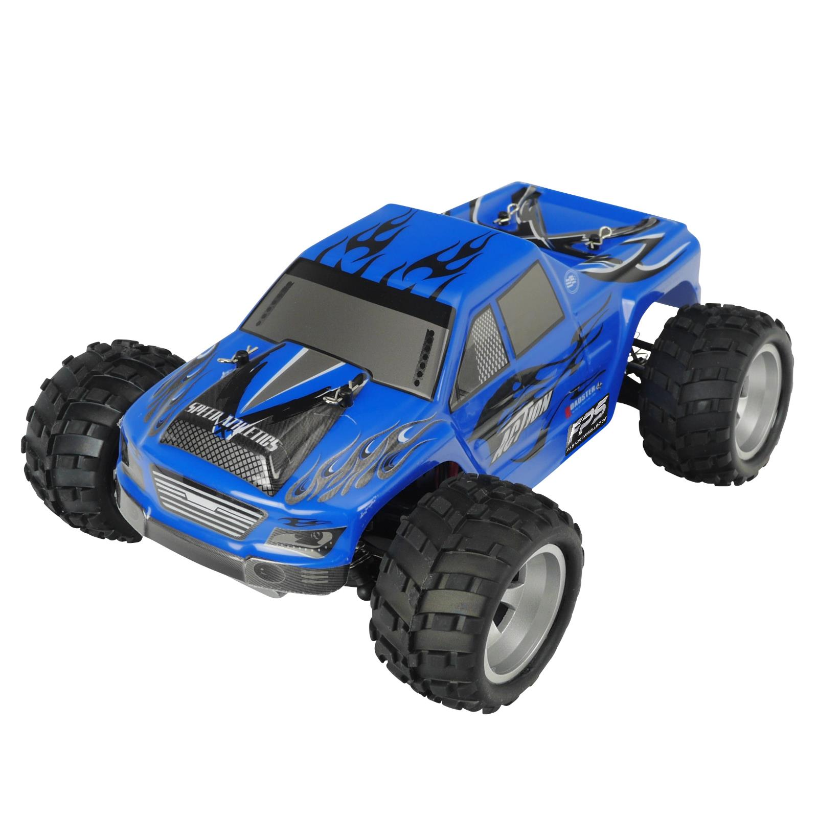 Rayline Funrace 01 FR01 RC Monstertruck Blau