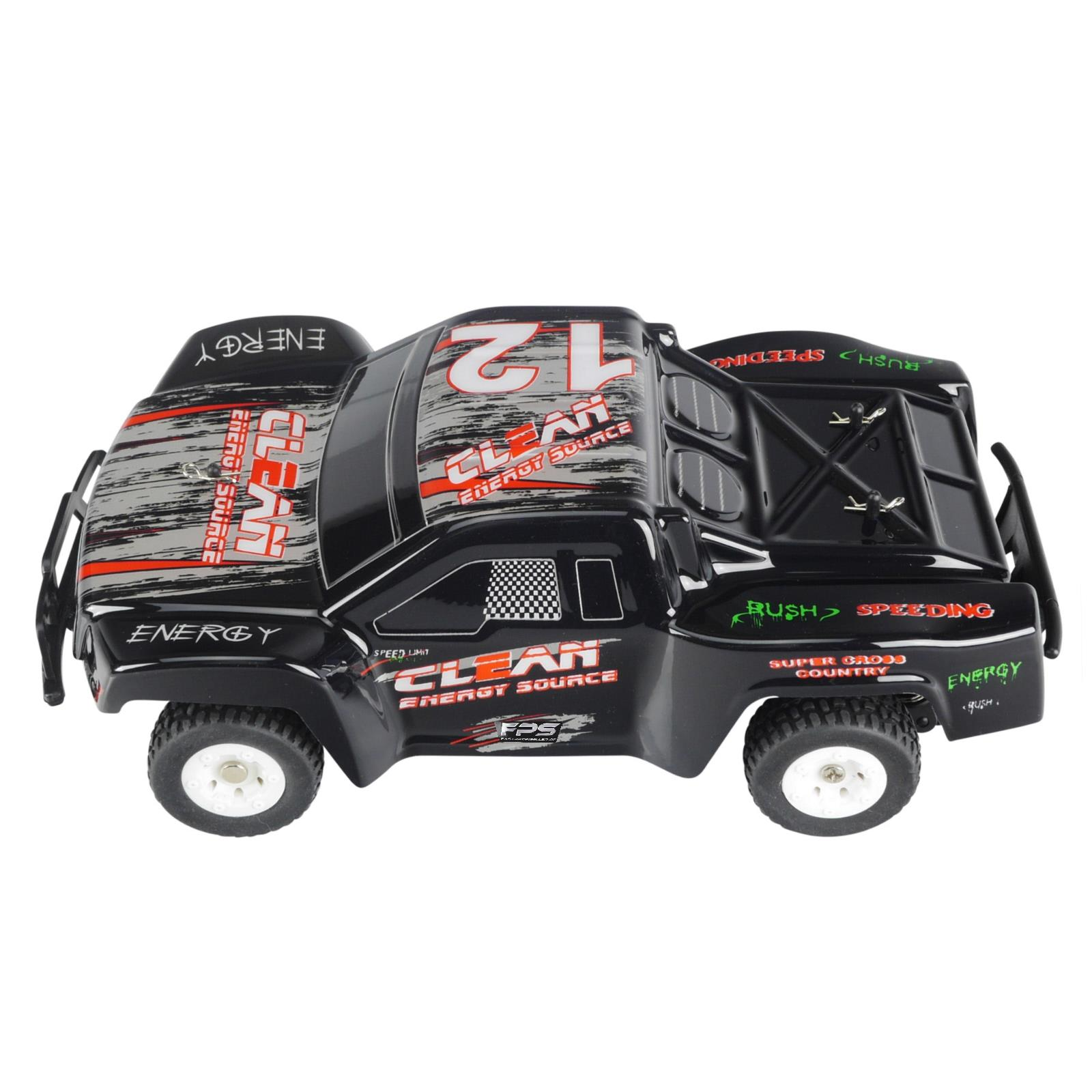 Rayline R24C RC Truggy Seite Links