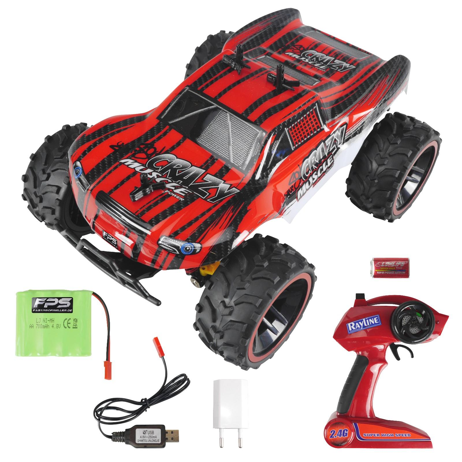Rayline RR16 Buggy Rot
