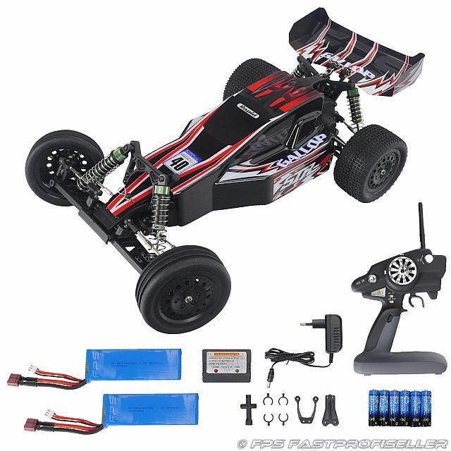 rc truggy sand buggy 2 4ghz 1 18 ferngesteuertes elektro. Black Bedroom Furniture Sets. Home Design Ideas