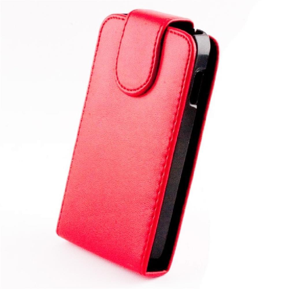 für Huawei Ascend G6 Flip Case Sligo rot