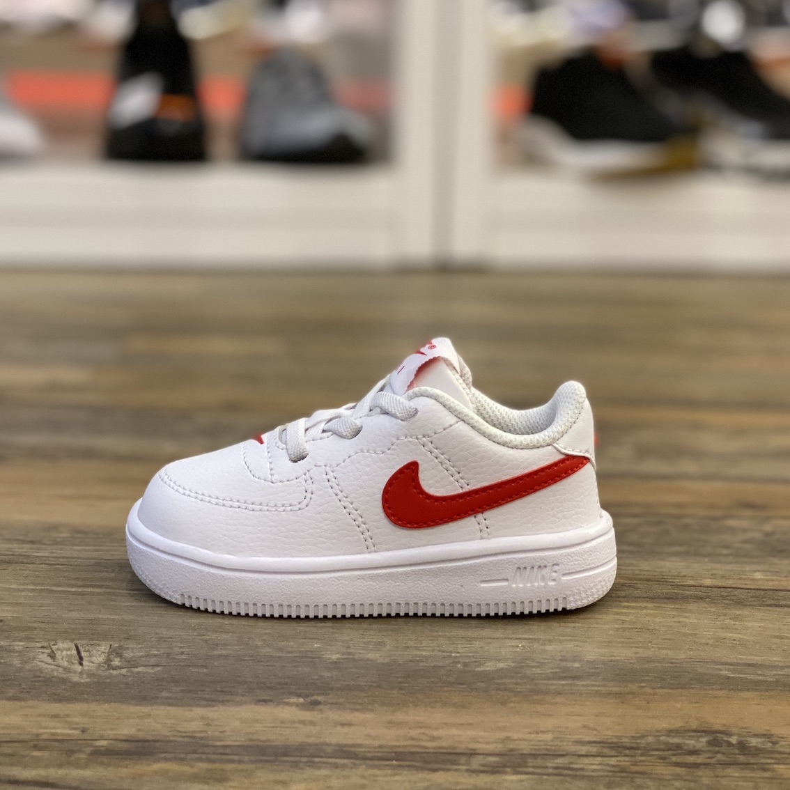 Nike Air Force 1 '18 TD Gr.27 Schuhe Sneaker weiß Jordan
