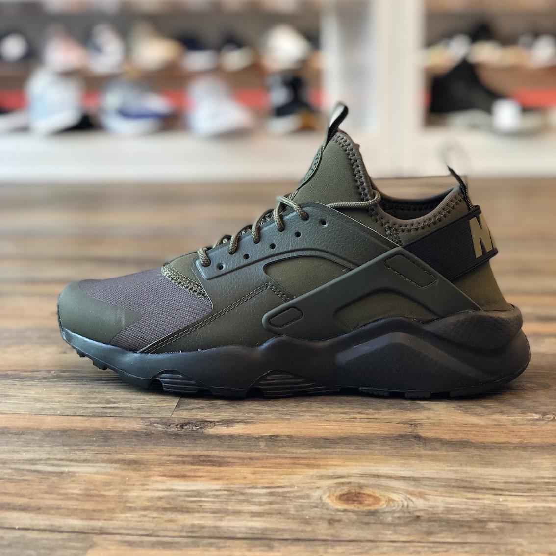 Nike Air Huarache Run Ultra Gr.47,5 Running Schuhe Sneaker