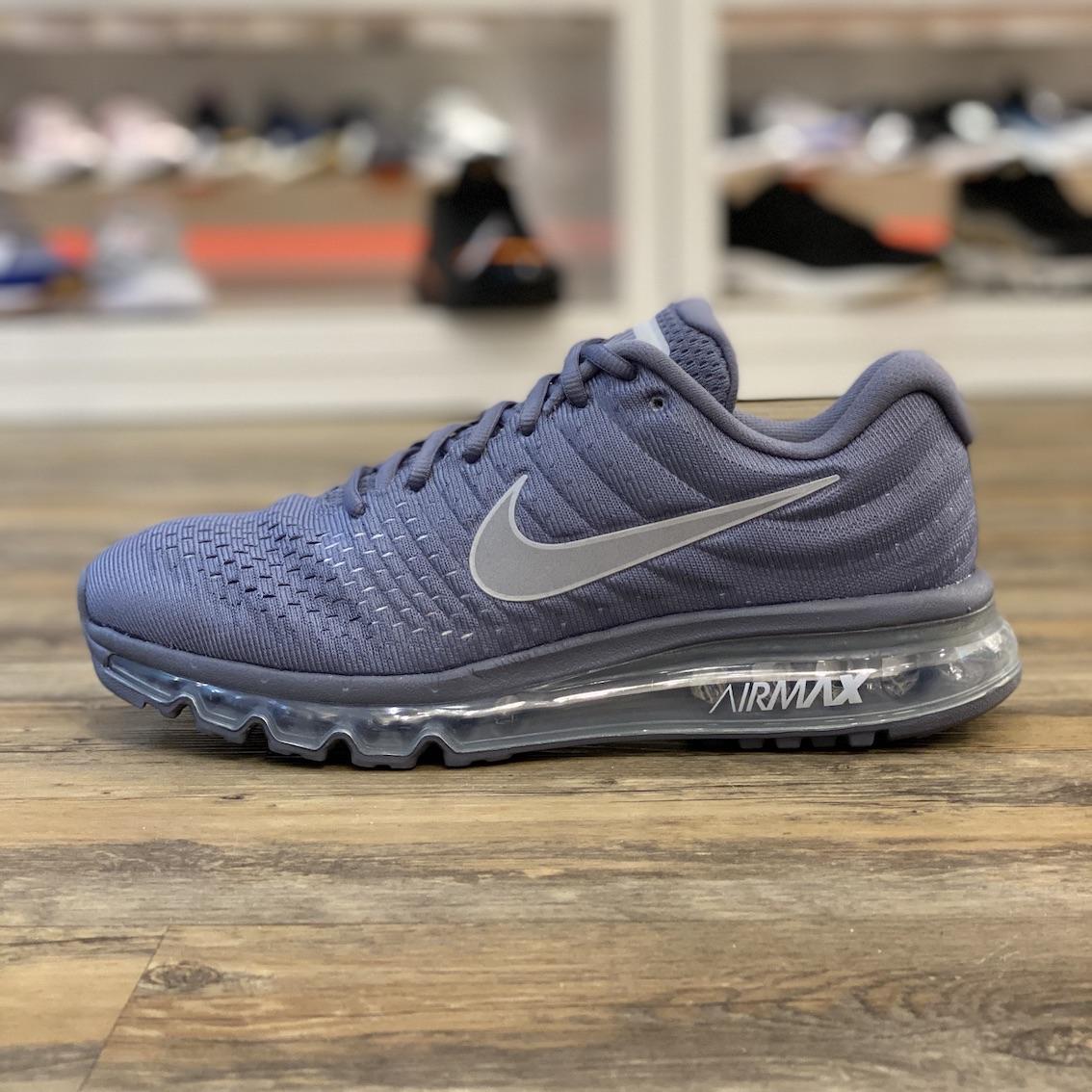 Details zu Nike Air Max 2017 SE Gr.42 Sneaker Schuhe blau AQ8628 001 Running Uni