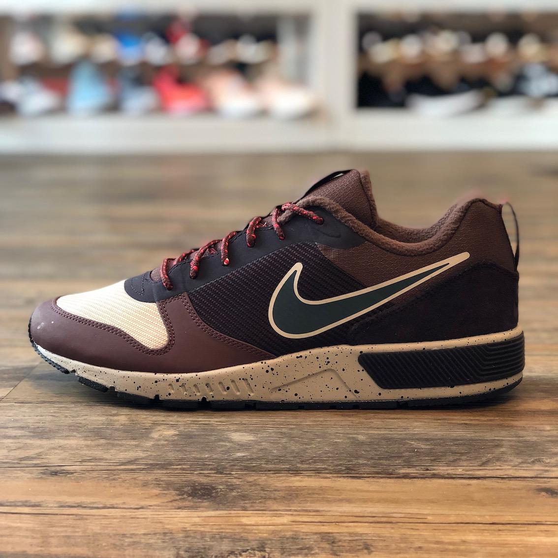 Details about Nike Nightgazer Gr.42,5 Schuhe Sneaker braun Vortex 916775 201