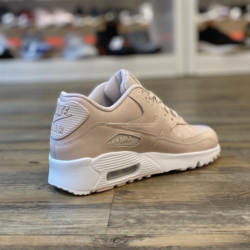 Details zu Nike Air Max 90 Prm Gr.38 Sneaker Schuhe rosa AV3177 600 Running Damen